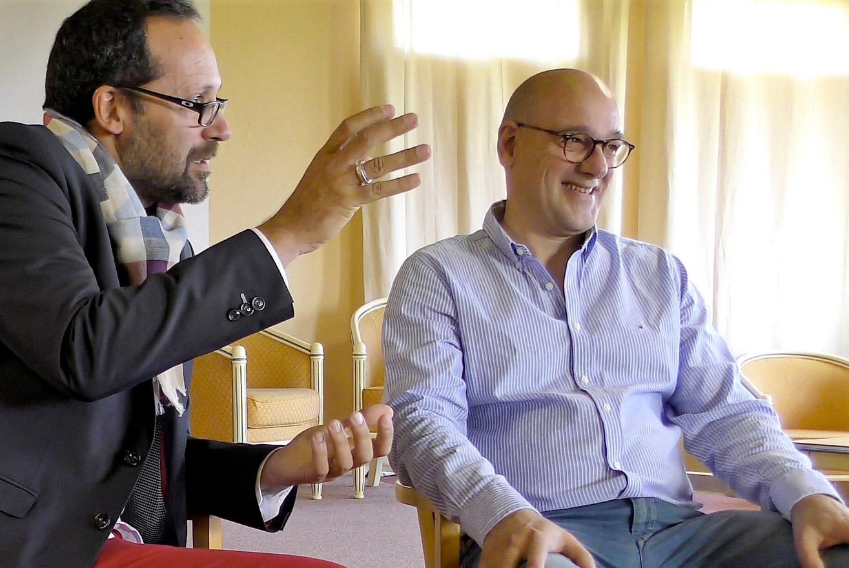 Guillaume Poupard, formateur et enseignant en Thérapie brève et hypnose